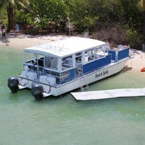 Bachelorette Party Miami Catamaran