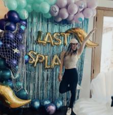 Final Splash Bachelorette Room Decor