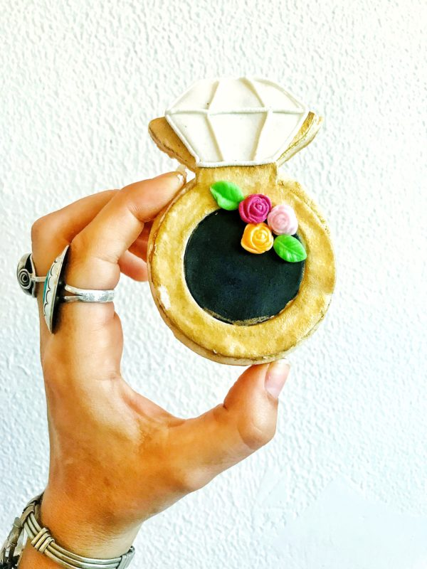 ring cookie