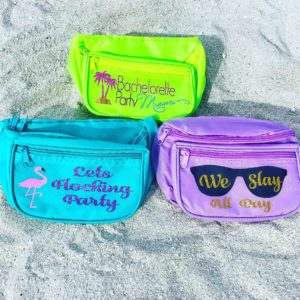 Bachelorette Fanny Packs